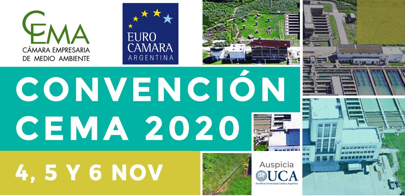 Convención CEMA 2020 Noviembre
